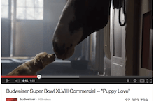 What you can learn about video storytelling from the Budweiser Super Bowl commercial
