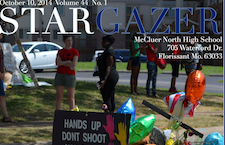 In St. Louis, high school journalists are telling their own stories about Ferguson