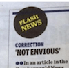 The year in media errors and corrections 2014