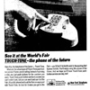 Today in Media History: The future was introduced at the 1964 World's Fair