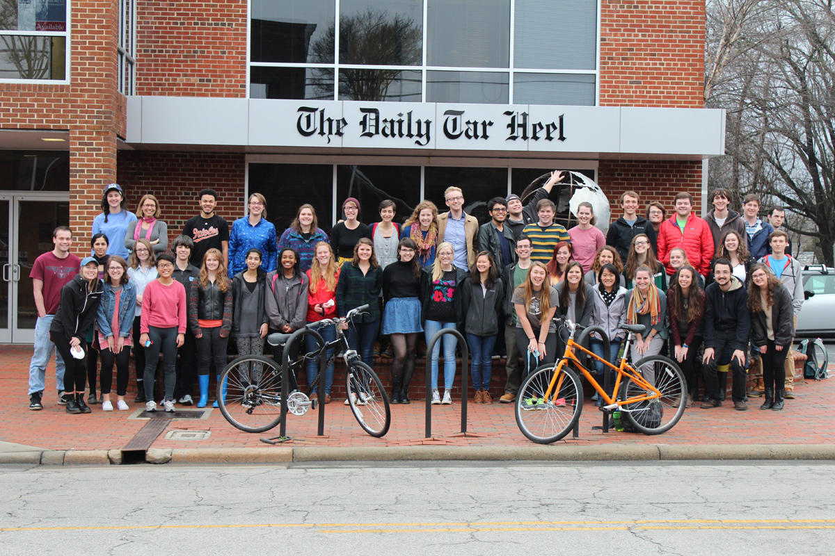 Mounting losses turn The Daily Tar Heel into a newspaper startup