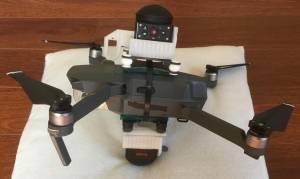 Ben's custom 360 drone.