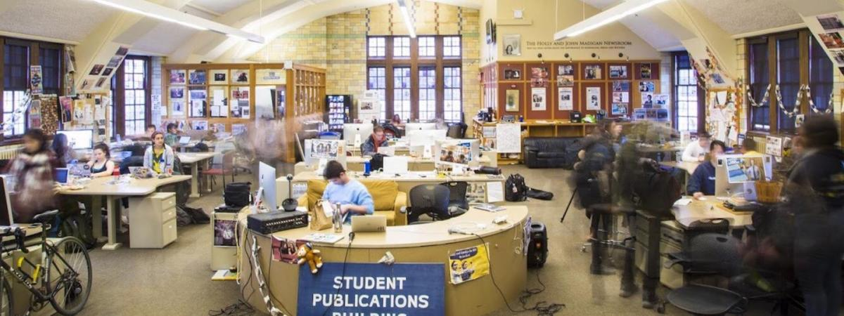 As local newsrooms shrink, college journalists fill in the gaps