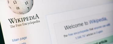 Wikipedia Poynter