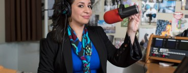 Tanzina Vega went from the NYT to CNN to public radio. She never gave up 'the need to tell the stories that aren't told.'