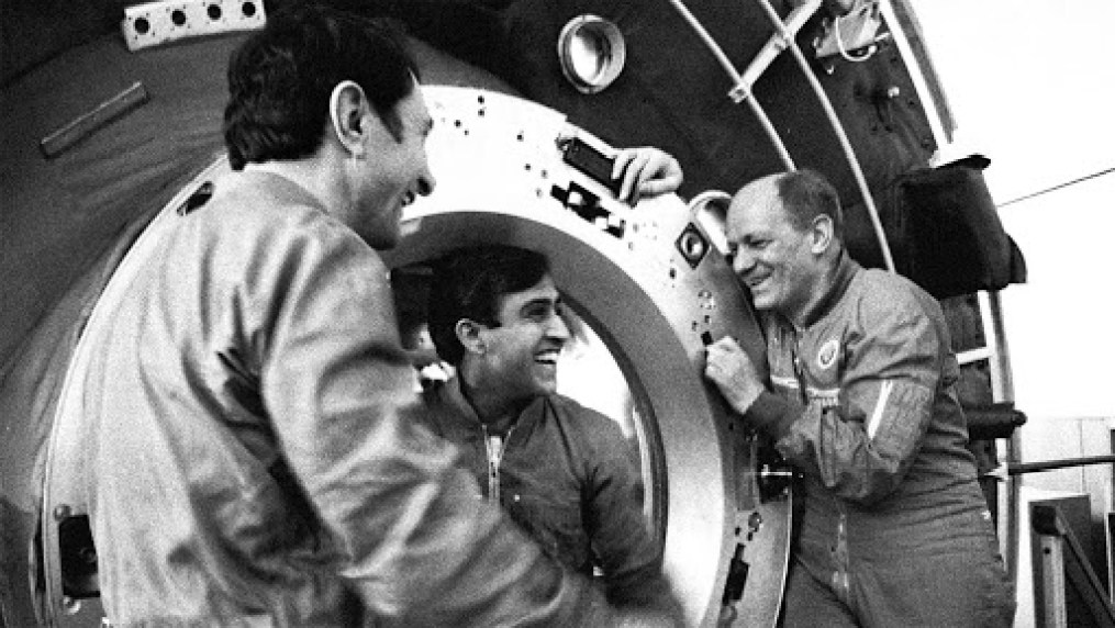 Rakesh sharma first indian in space
