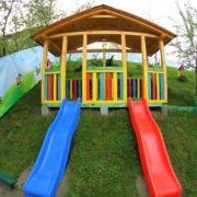 Sarajevo: Otvoreno prvo eko dječije igralište