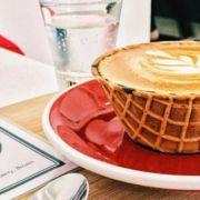 Da li ste za kafu u kornetu?