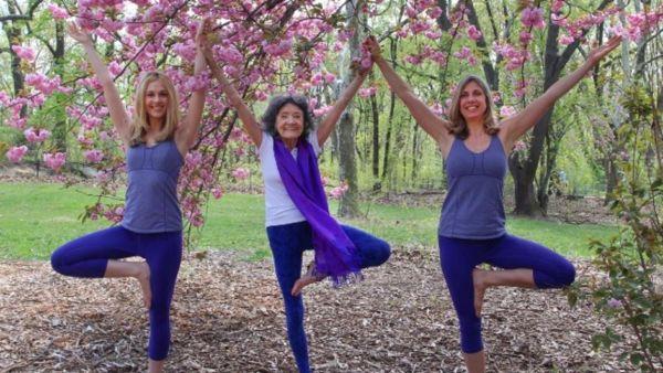 Najstarija učiteljica joge: U 99. nosim štikle, daju mi energiju
