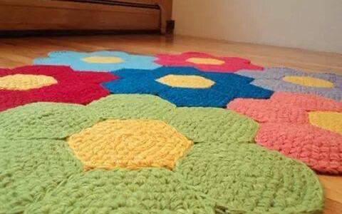 Kreativne ideje: Napravite sami tepih