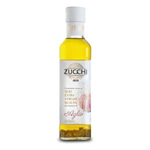 Extra Virgin Olive Oil - Garlic, 250 ml