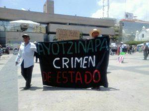 AYOTZI CRIMEN DE ESTADO