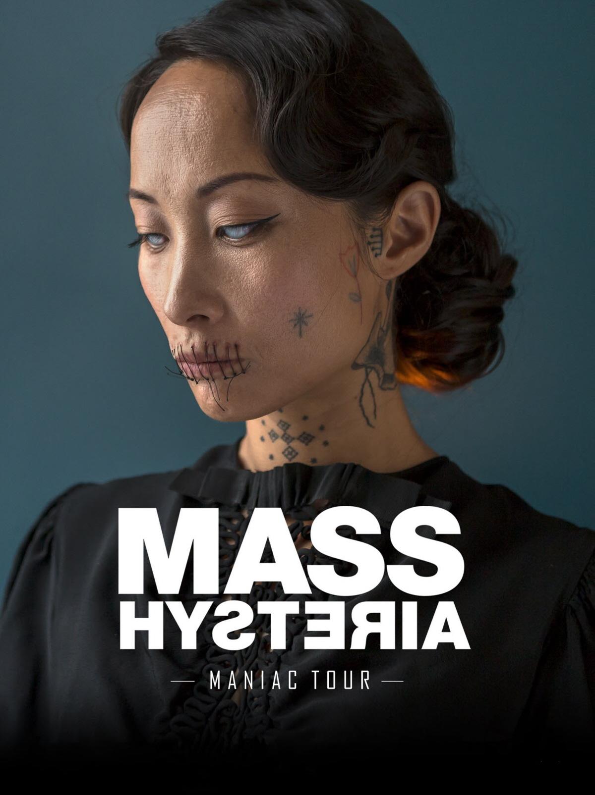 Mass Hysteria Saint-Malo