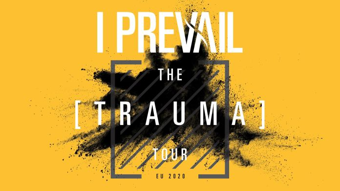 Affiche Trauma Tour - Gagne 2 places pour I Prevail