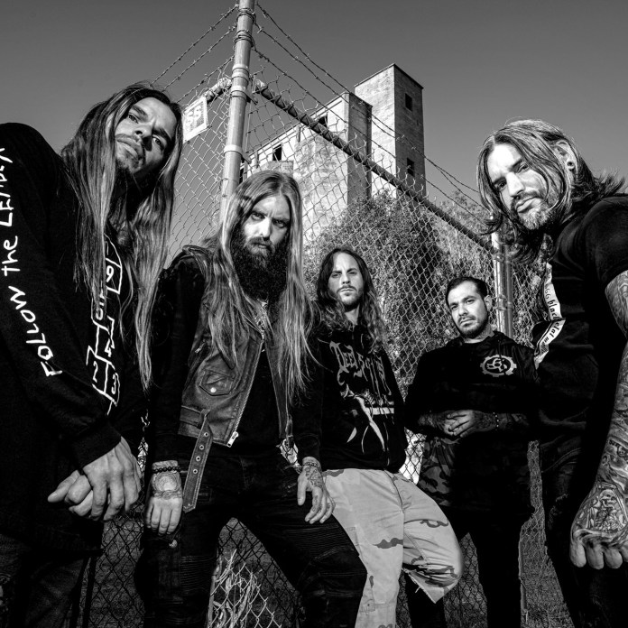Photo groupe Suicide Silence - Become the Hunter