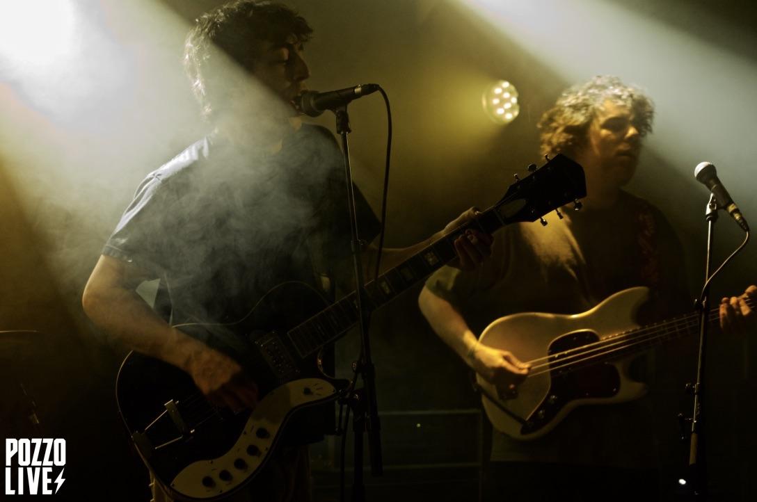 Chanteur + guitariste de Twin Peaks
