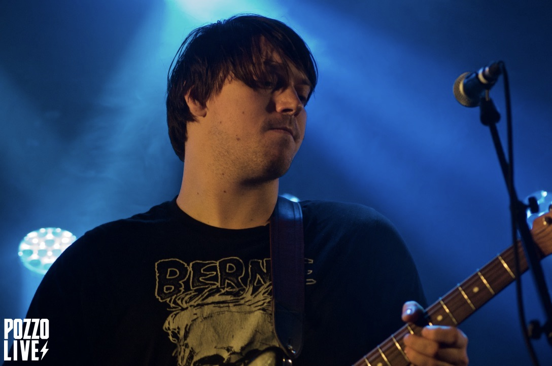 Guitariste de Twin Peaks