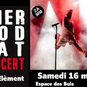 Elmer Food Beat en concert à Marsanne le 16 mai.