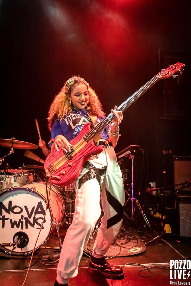 Nova Twins au Connexion Live (3)