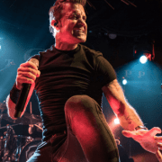 Retour de Scott Stapp en France