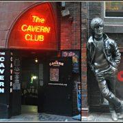 The Cavern Club à Liverpool