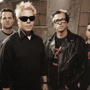 offspring pete parada quitte groupe