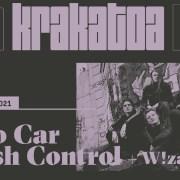 pogo car crash control krakatoa