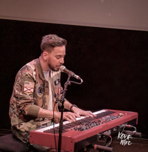 Linkin Park Virgin Radio-8