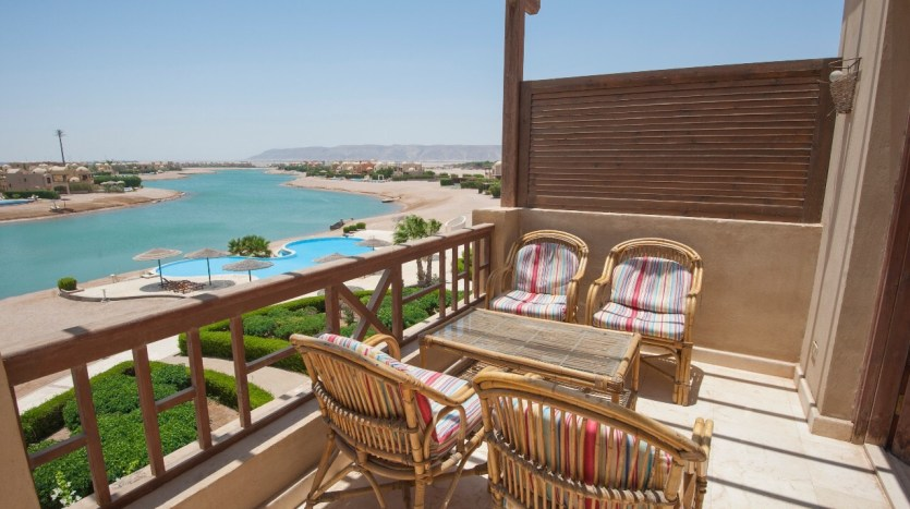 2 Bedrooms apartment for Rent in Sabina El Gouna 006