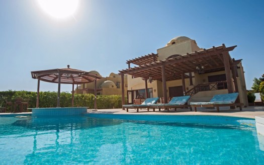 Rent Villa in Sabina El Gouna Red Sea