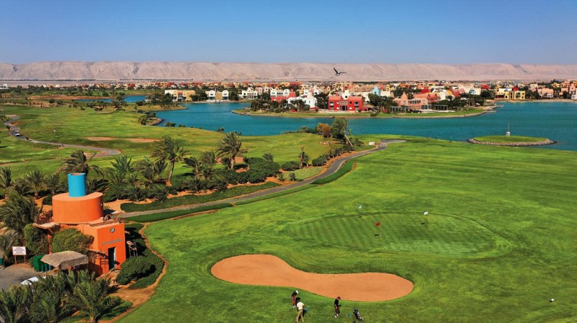 Steigenberger Golf El Gouna Hurghada Red Sea Egypt