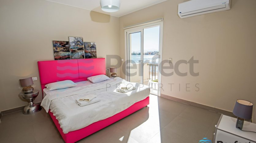 Pink Bedroom in El Gouna