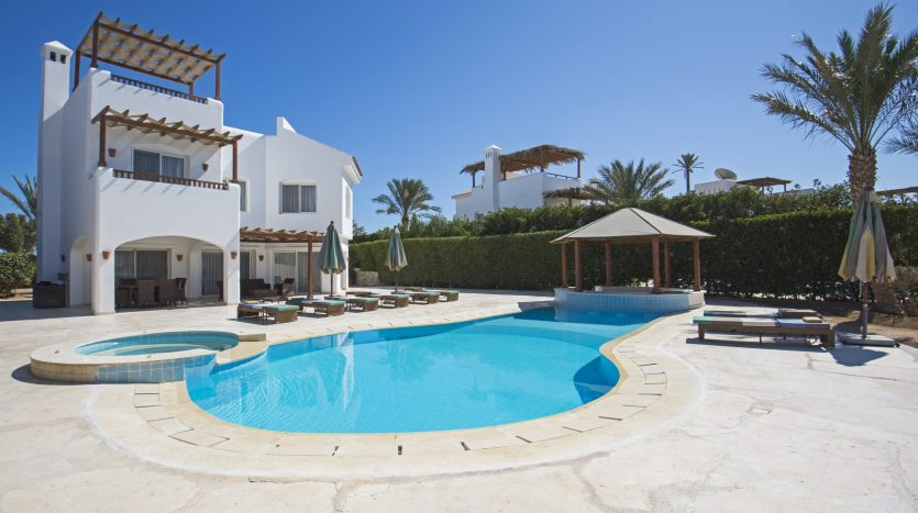 White Villa in El Gouna
