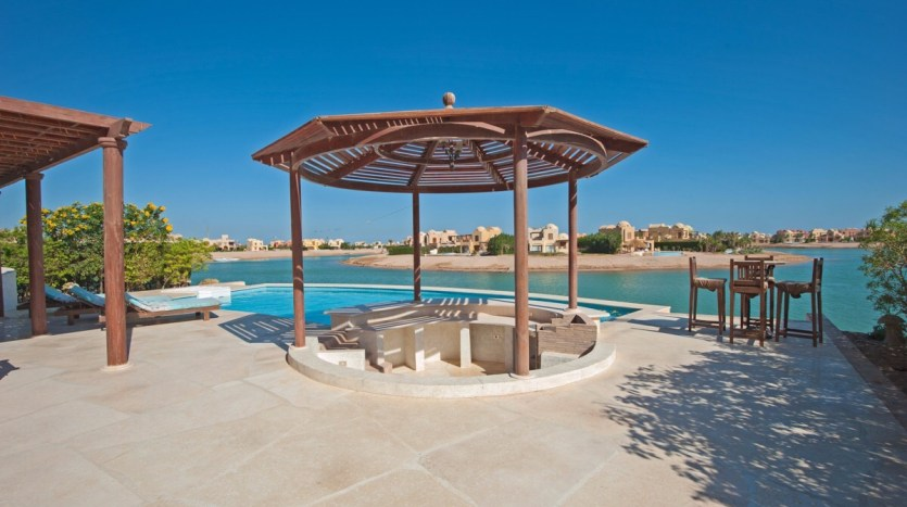 Rent Villa in El Gouna with Private Pool