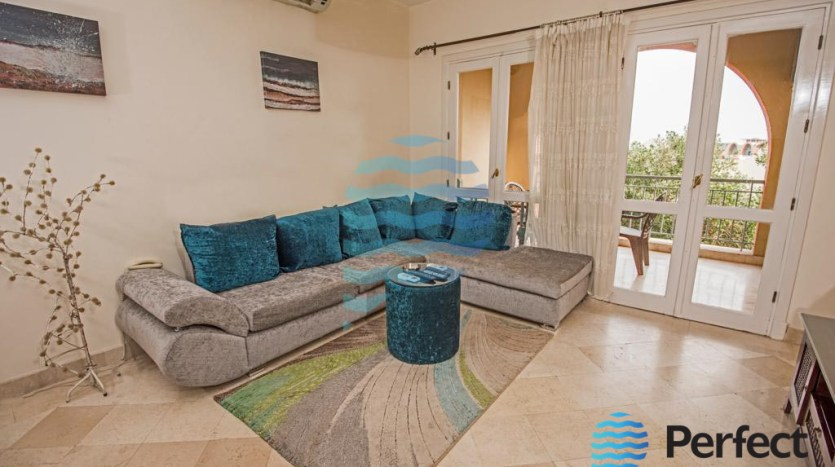 Ceneral Located 2 Bedroom apartment for sale in Ocean View Buildings EL Gouna Red Sea Egypt