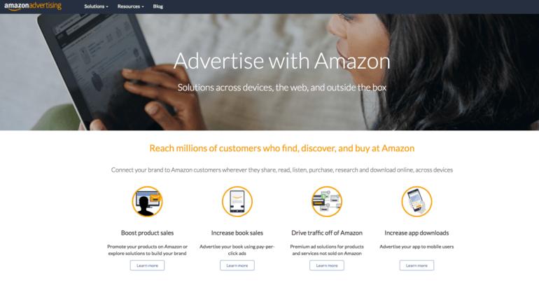 Amazon advertising overview