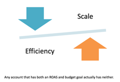 Efficiency and Scale
