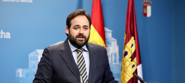 Núñez, en rueda de prensa