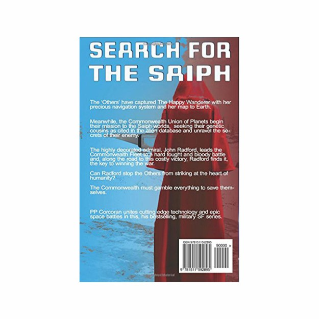 Back Cover Search for the Saiph