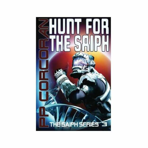 Hunt for the saiph front cover