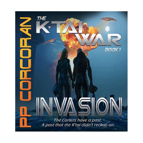 Invasion (K'Tai War #1) PP Corcoran