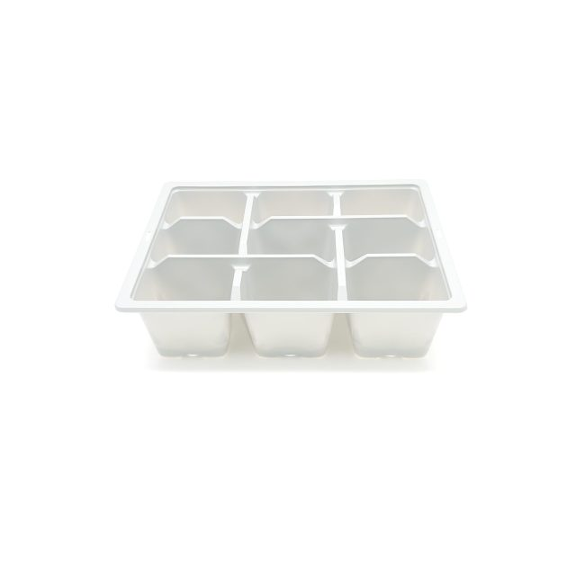 9x Cell Plant Tray - Gray