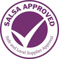 SALSA approved icon
