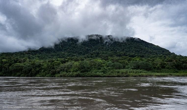 © Giulianna Camarena Montenegro / PNUD Perú / GEF / SERNANP / Proyecto Amazonía Resiliente