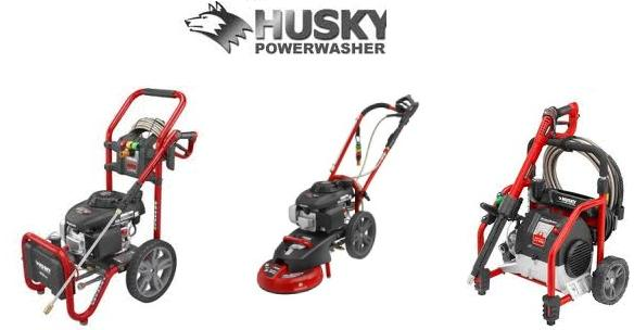 Husky Pressure Washer Replacement Parts