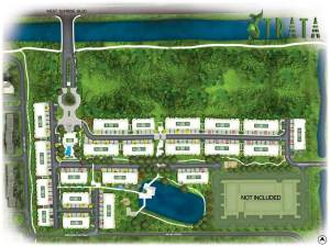 November 10th Strata Residences Site Plan
