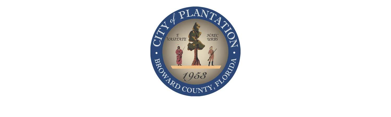 City of Plantation Seal