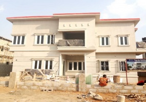Airport Road, Lugbe, Federal Capital Territory 901101, 4 Bedrooms Bedrooms, ,4 BathroomsBathrooms,Apartment,For Sale,Airport Road,1,1014