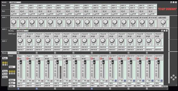 seraph mixer 2