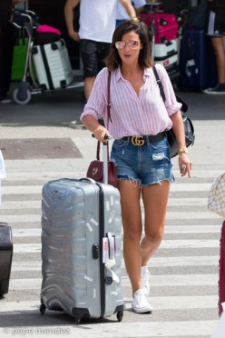 Lucy Mecklenburgh. (Photo by Pepe Mendez / ppmendez.com)